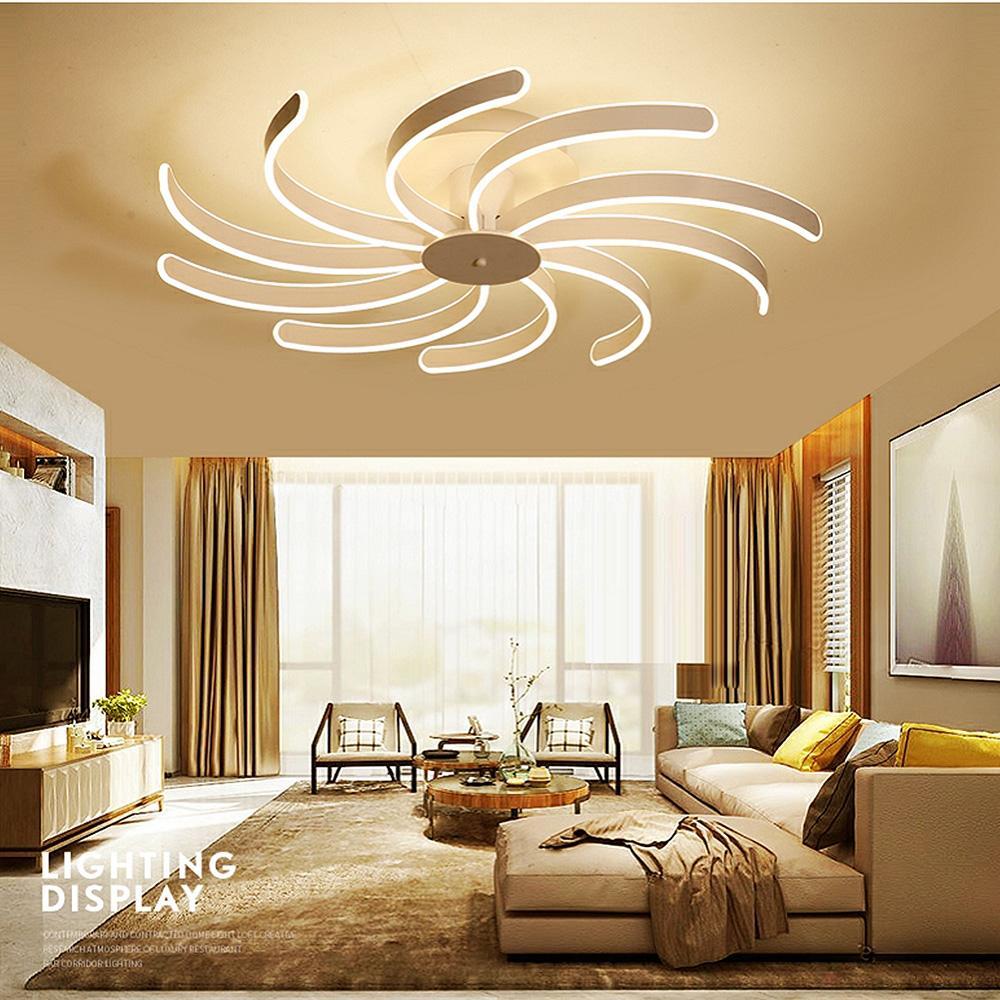 Full Size of Led Wohnzimmer Fuloc Creative Fashion Wohnwand Sofa Hängeschrank Weiß Hochglanz Schrank Schlafzimmer Fürs Küche Stehlampen Lampen Hängeleuchte Bad Wohnzimmer Led Wohnzimmer Deckenleuchte