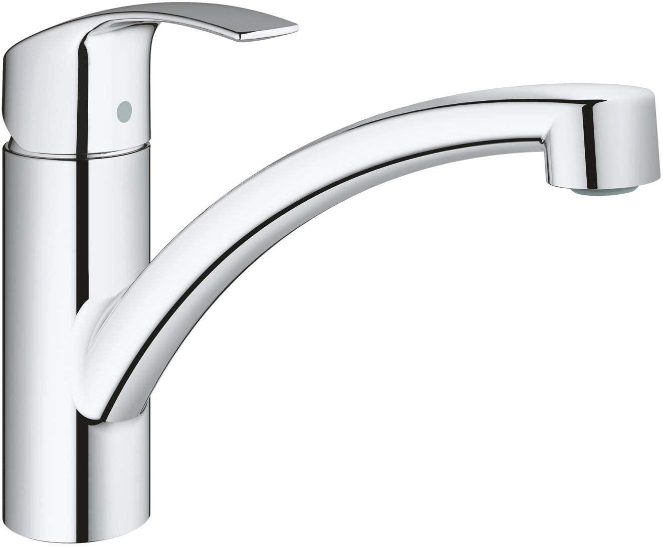 Full Size of Grohe Eurosmart Einhand Spltischbatterie Wasserhahn Für Küche Thermostat Dusche Bad Wandanschluss Wohnzimmer Grohe Wasserhahn