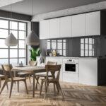 Landhausküche Wandfarbe Wandgestaltung Kche 22 Ideen Fr Tapete Mit Streichen Gebraucht Grau Weiß Moderne Weisse Wohnzimmer Landhausküche Wandfarbe