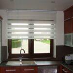 Raffrollo Küchenfenster Wohnzimmer Raffrollo Küchenfenster Küche