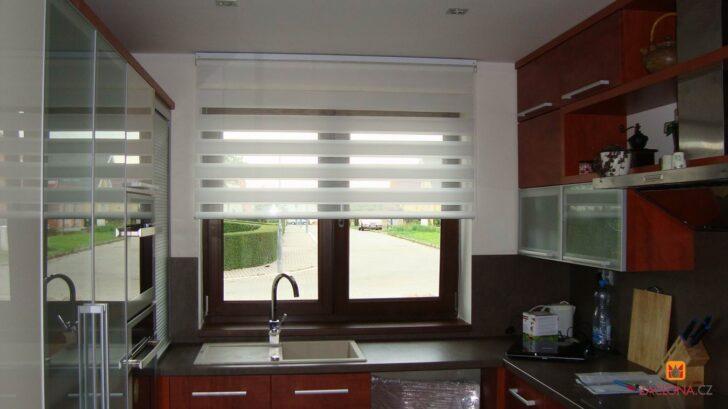 Medium Size of Raffrollo Küchenfenster Küche Wohnzimmer Raffrollo Küchenfenster