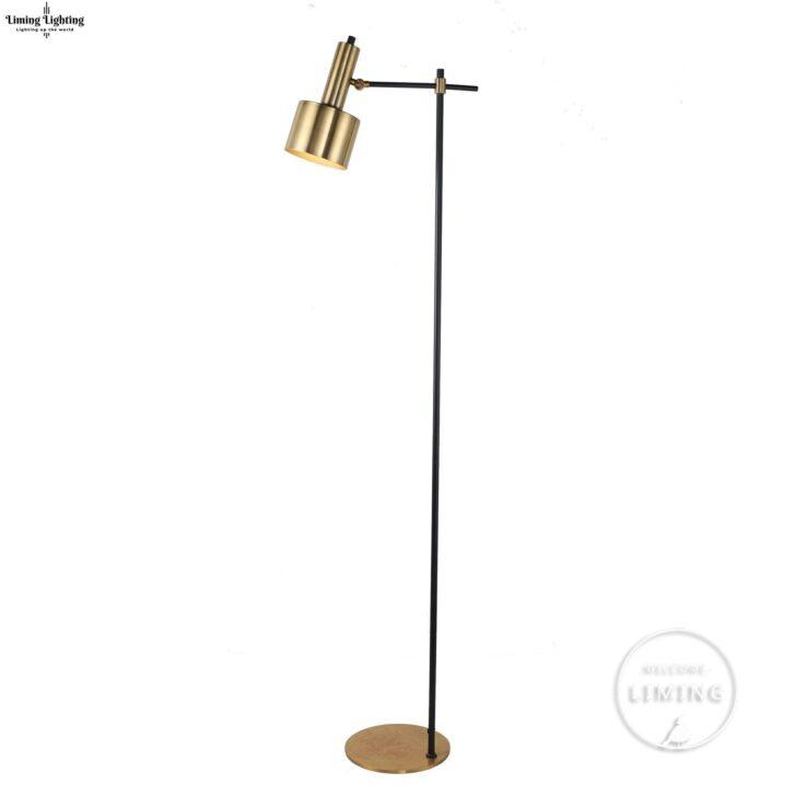 Medium Size of Kreative Einfache Retro Stehlampen Kupfer Led Gardinen Für Wohnzimmer Stehlampe Stehleuchte Sessel Schrankwand Wohnzimmer Moderne Stehlampe Wohnzimmer