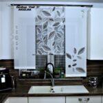 Küche Vorhänge Modern Nobilia Servierwagen Ohne Oberschränke Arbeitsplatte Vinylboden Schmales Regal Jalousieschrank Kleiner Tisch Hängeschrank Höhe Wohnzimmer Küche Vorhänge Modern