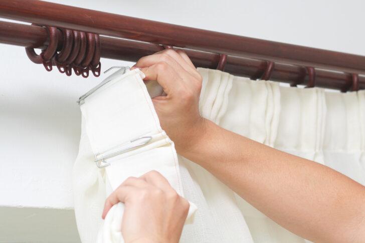 Medium Size of Modern Vorhänge Gardinen Richtig Aufhngen 5 Klassische Und Moderne Varianten Esstisch Deckenleuchte Schlafzimmer Modernes Bett Design Küche Holz Sofa Wohnzimmer Modern Vorhänge