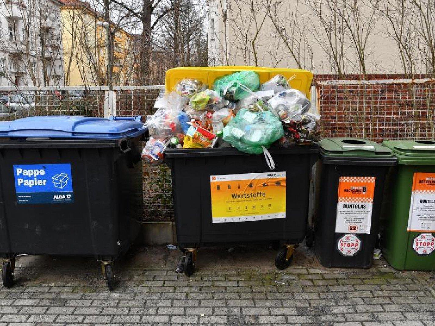 Full Size of Bericht Grne Wollen Bundesweit Einheitliches Mllsystem Ende Müllsystem Küche Wohnzimmer Müllsystem