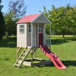 Spielturm Abverkauf Spielhaus Frosch Kinderspielhaus Garten Stelzenhaus Holz Kinderspielturm Bad Inselküche Wohnzimmer Spielturm Abverkauf