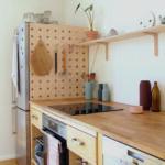 Ikea Vrde Stylish Kitchen From Used Components Kche Kosten Betten Bei Modulküche Holz Küche Kaufen 160x200 Sofa Mit Schlaffunktion Miniküche Wohnzimmer Modulküche Ikea Värde