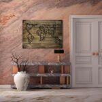 Wohnzimmer Wandbild Welt Moderne Wandbilder Wandtattoos Deckenlampe Relaxliege Poster Schlafzimmer Wohnwand Schrankwand Liege Schrank Tischlampe Deckenleuchte Wohnzimmer Wohnzimmer Wandbild
