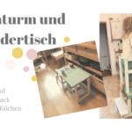 Ikea Küchen Hacks Wohnzimmer Lernturm Und Kindertisch In Einem Ein Ikea Hack Sofa Mit Schlaffunktion Miniküche Küchen Regal Küche Kosten Betten Bei Modulküche Kaufen 160x200