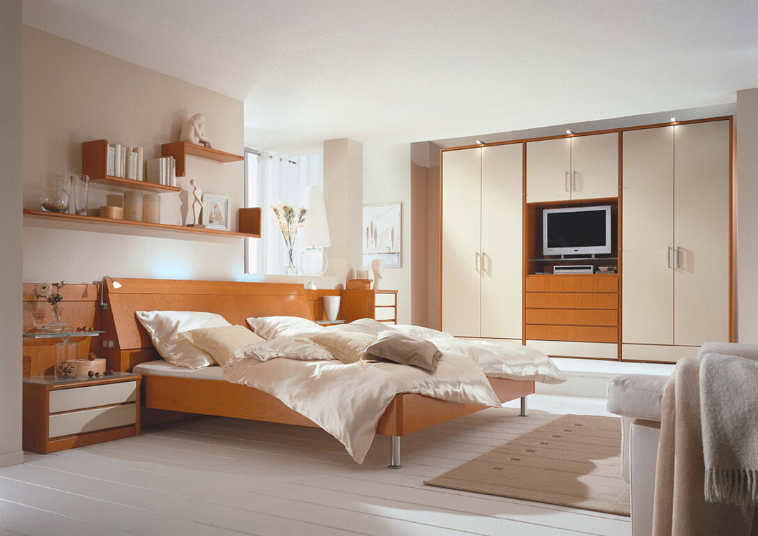 Large Size of überbau Schlafzimmer Modern In Kirschbaum Wohnellode Küche Weiss Wandbilder Deckenlampe Komplett Poco Tapete Komplettangebote Sessel Günstige Landhausstil Wohnzimmer überbau Schlafzimmer Modern