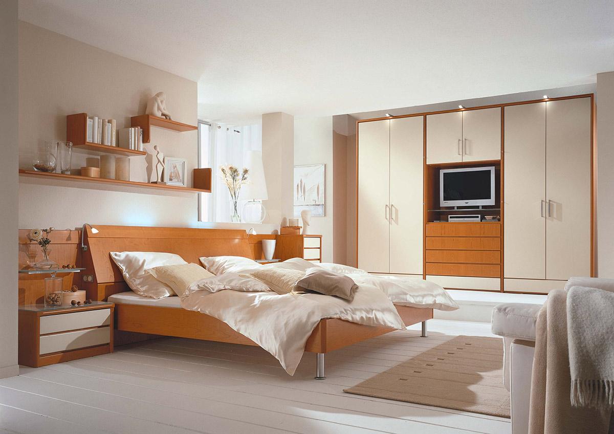 Full Size of überbau Schlafzimmer Modern In Kirschbaum Wohnellode Küche Weiss Wandbilder Deckenlampe Komplett Poco Tapete Komplettangebote Sessel Günstige Landhausstil Wohnzimmer überbau Schlafzimmer Modern