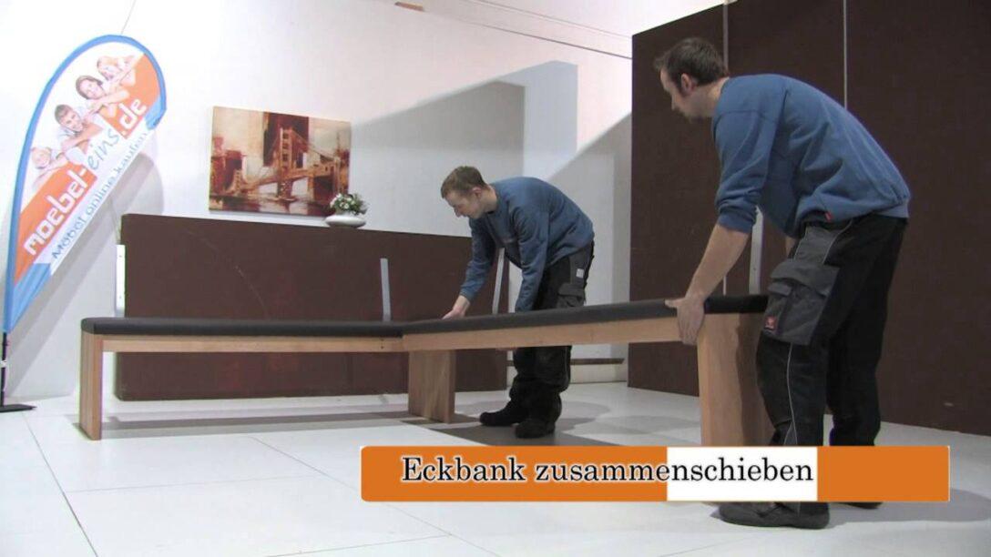 Large Size of Sitzecke Küche Roller Montage Aufbau Unserer Eckbank Nach Ma Von Mbel Eins Youtube Pino Barhocker Hochschrank Deckenleuchten Ausstellungsküche Hochglanz Grau Wohnzimmer Sitzecke Küche Roller