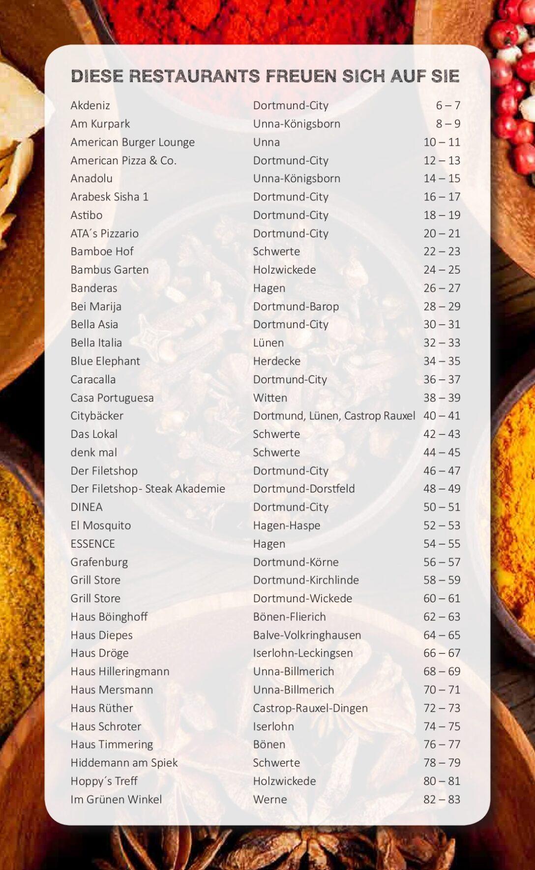 Large Size of Mahlzeit In Ihrer Stadt 2018 Pages 1 50 Text Version Hotel Bad Neuenahr Rollschrank Unterschrank Holz Schrank Schlafzimmer Schreibtisch Regal Ahrweiler Für Wohnzimmer Hr Leckere Landküche Rezepte