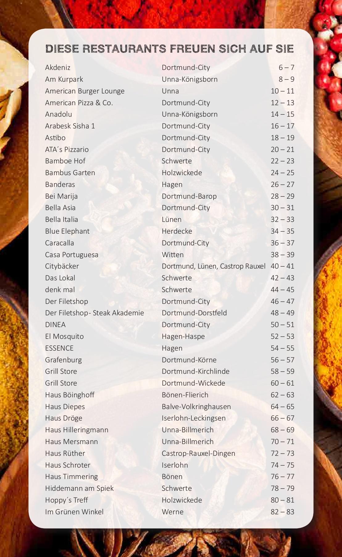 Full Size of Mahlzeit In Ihrer Stadt 2018 Pages 1 50 Text Version Hotel Bad Neuenahr Rollschrank Unterschrank Holz Schrank Schlafzimmer Schreibtisch Regal Ahrweiler Für Wohnzimmer Hr Leckere Landküche Rezepte