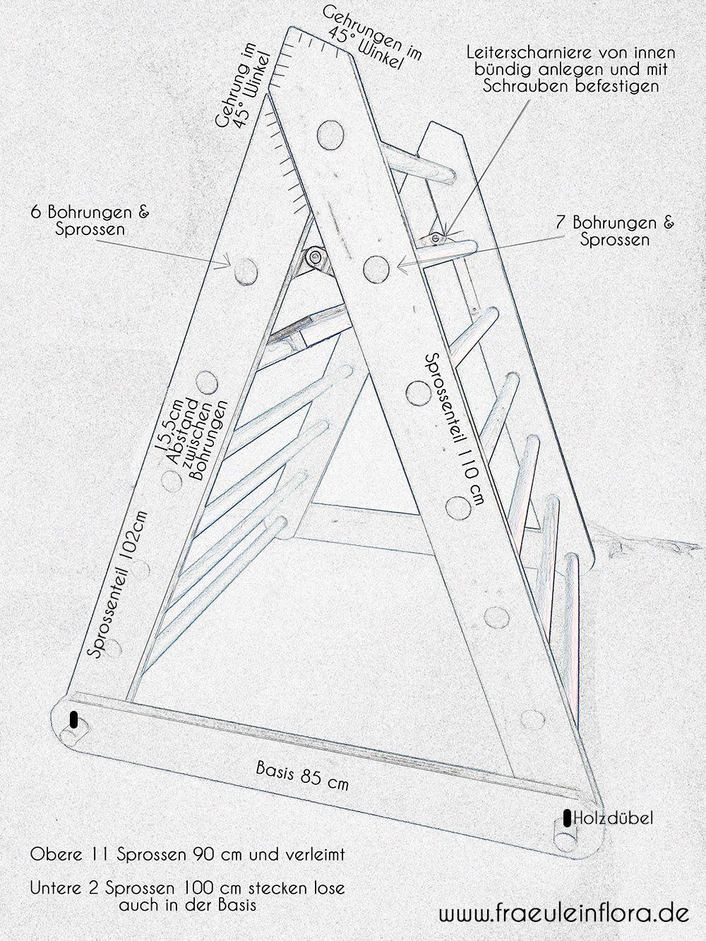 Full Size of Kidwood Klettergerüst Diy Geschenk Und Schlechtwetter Beschftigung Fr Pikler Garten Wohnzimmer Kidwood Klettergerüst
