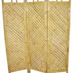 Paravent Bambus Wohnzimmer Bambus Paravent Raumteile 3 45 Cm H 160 Garten Bett
