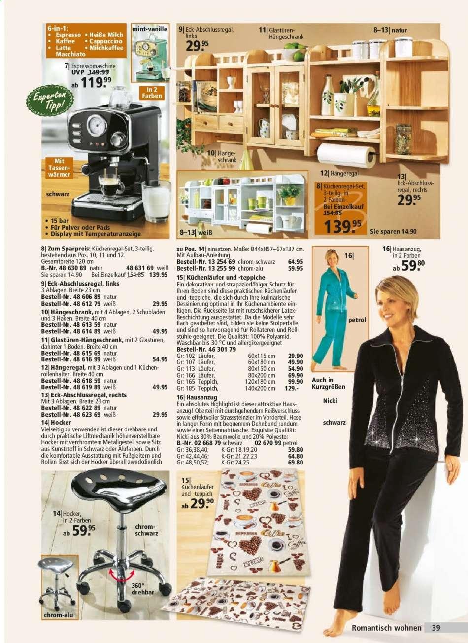 Full Size of Brigitte Hachenburg Aktuelle Prospekte Rabatt Kompass Relaxsessel Garten Aldi Wohnzimmer Küchenläufer Aldi