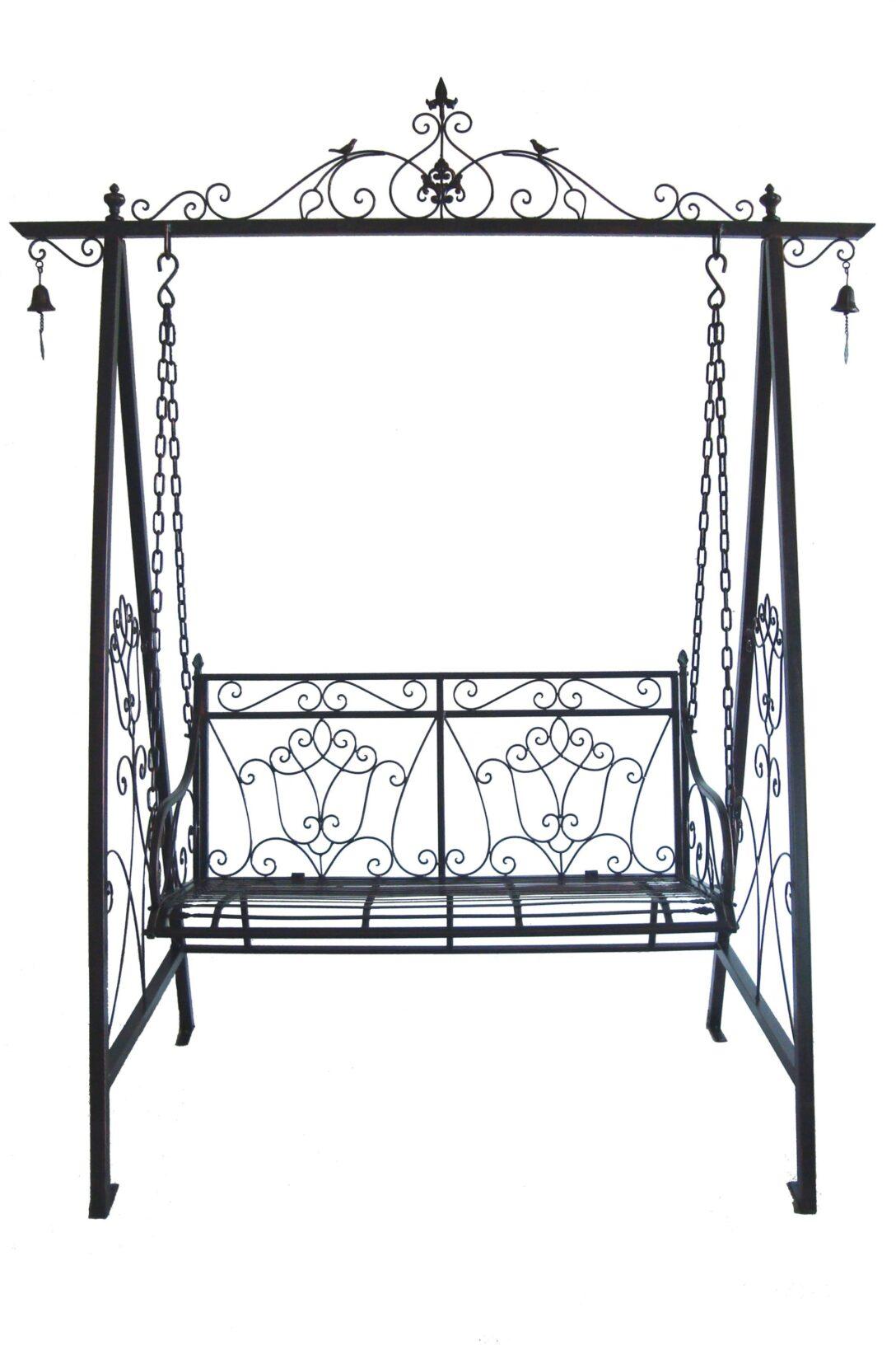 Large Size of Metall Hollywoodschaukel Schaukel Gartenschaukel Antik Vintage Bett Regale Regal Weiß Wohnzimmer Gartenschaukel Metall