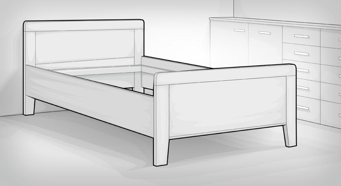 Large Size of Klappbares Doppelbett Das Bettgestell Basis Des Europischen Bettes Bett1de Ausklappbares Bett Wohnzimmer Klappbares Doppelbett