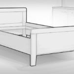 Klappbares Doppelbett Wohnzimmer Klappbares Doppelbett Das Bettgestell Basis Des Europischen Bettes Bett1de Ausklappbares Bett