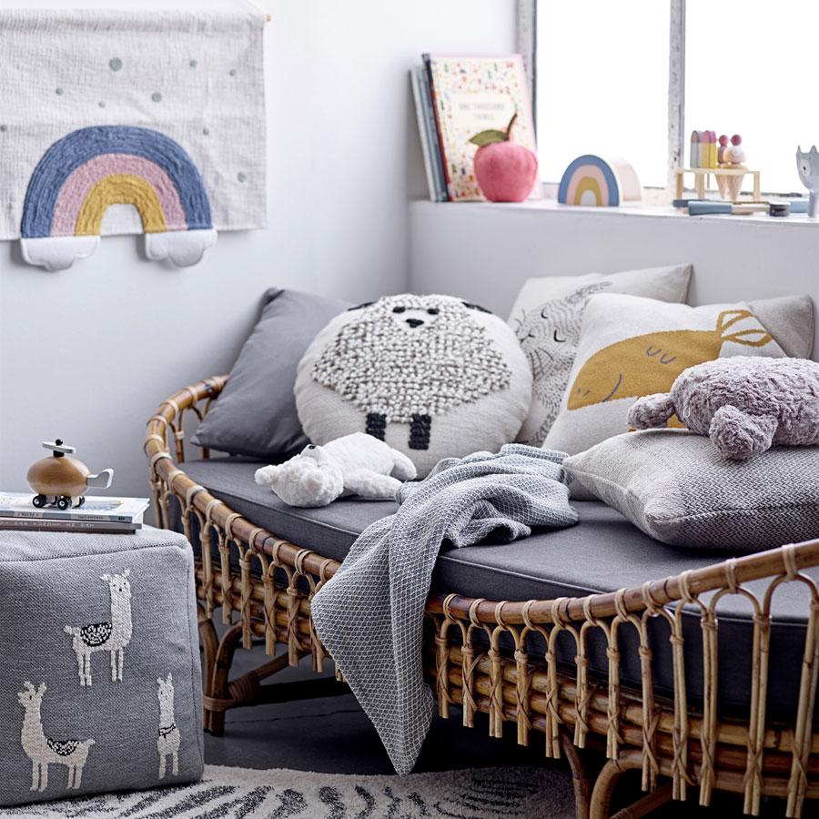 Full Size of Rattanbett Kinder Ikea Degernes Rattan Bettkasten Schlafcouch Babybett Regal Kinderzimmer Konzentrationsschwäche Bei Schulkindern Sofa Spielküche Wohnzimmer Rattanbett Kinder