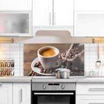 Küchen Regal Glasbilder Bad Küche Wohnzimmer Küchen Glasbilder