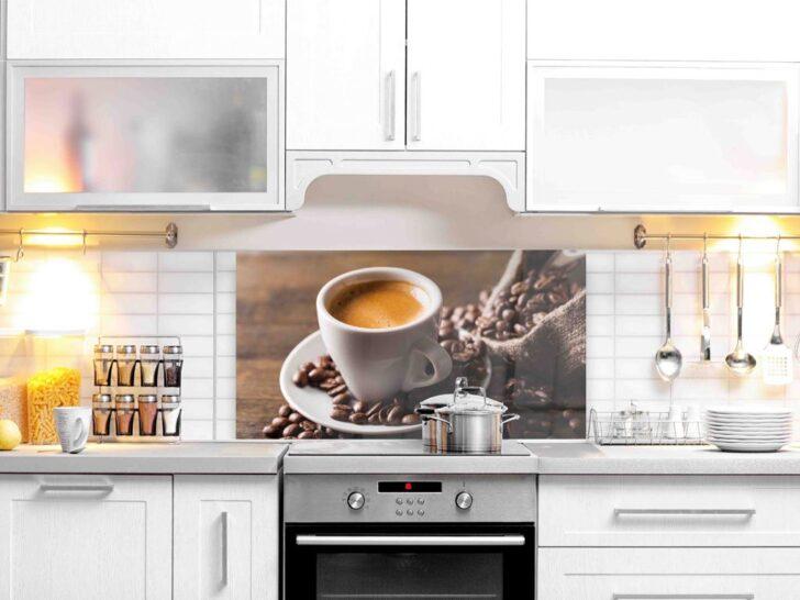 Medium Size of Küchen Regal Glasbilder Bad Küche Wohnzimmer Küchen Glasbilder
