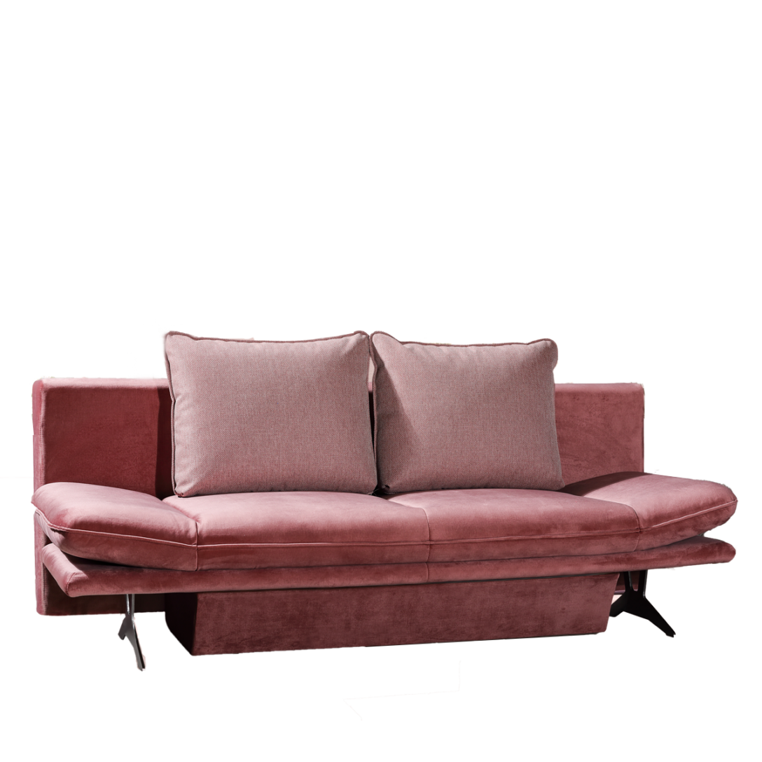 Large Size of Couch Ausklappbar Restyl Schlafsofa Mona Mit Praktischem Integriertem Bettkasten Bett Ausklappbares Wohnzimmer Couch Ausklappbar