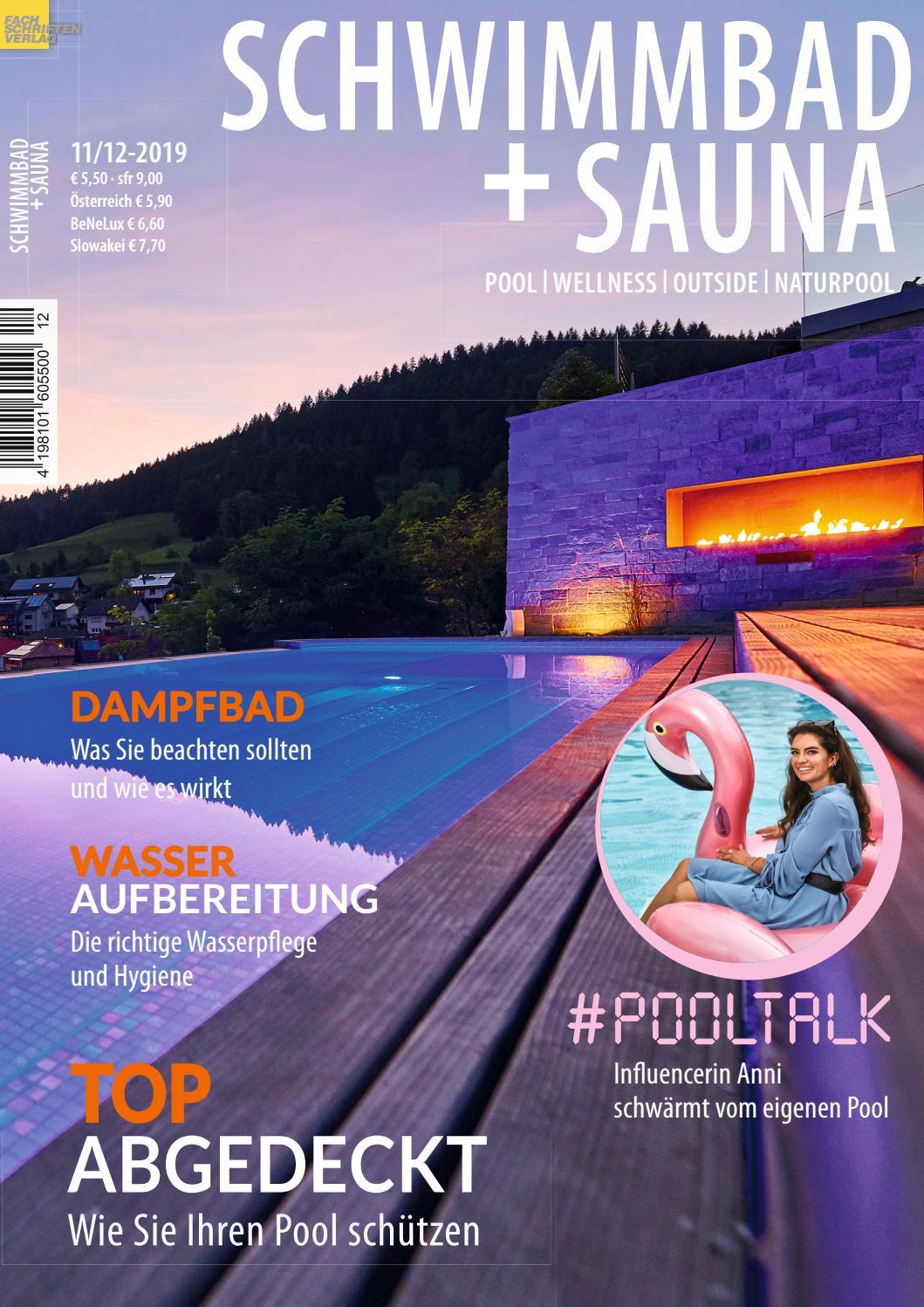 Full Size of Gebrauchte Gfk Pools Kaufen Schwimmbad Sauna 11 12 2019 By Fachschriften Verlag Küche Verkaufen Betten Einbauküche Regale Fenster Wohnzimmer Gebrauchte Gfk Pools