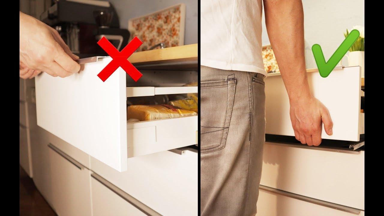 Full Size of Küchenkarussell Blockiert Ikea Kche Schublade Ausbauen Und Einsetzen Maximera Youtube Wohnzimmer Küchenkarussell Blockiert