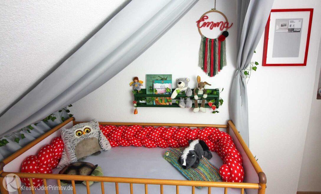 Large Size of Kinderbett Diy Kreativ Oder Primitiv Roomtour Mrchenwald Kinderzimmer Wohnzimmer Kinderbett Diy