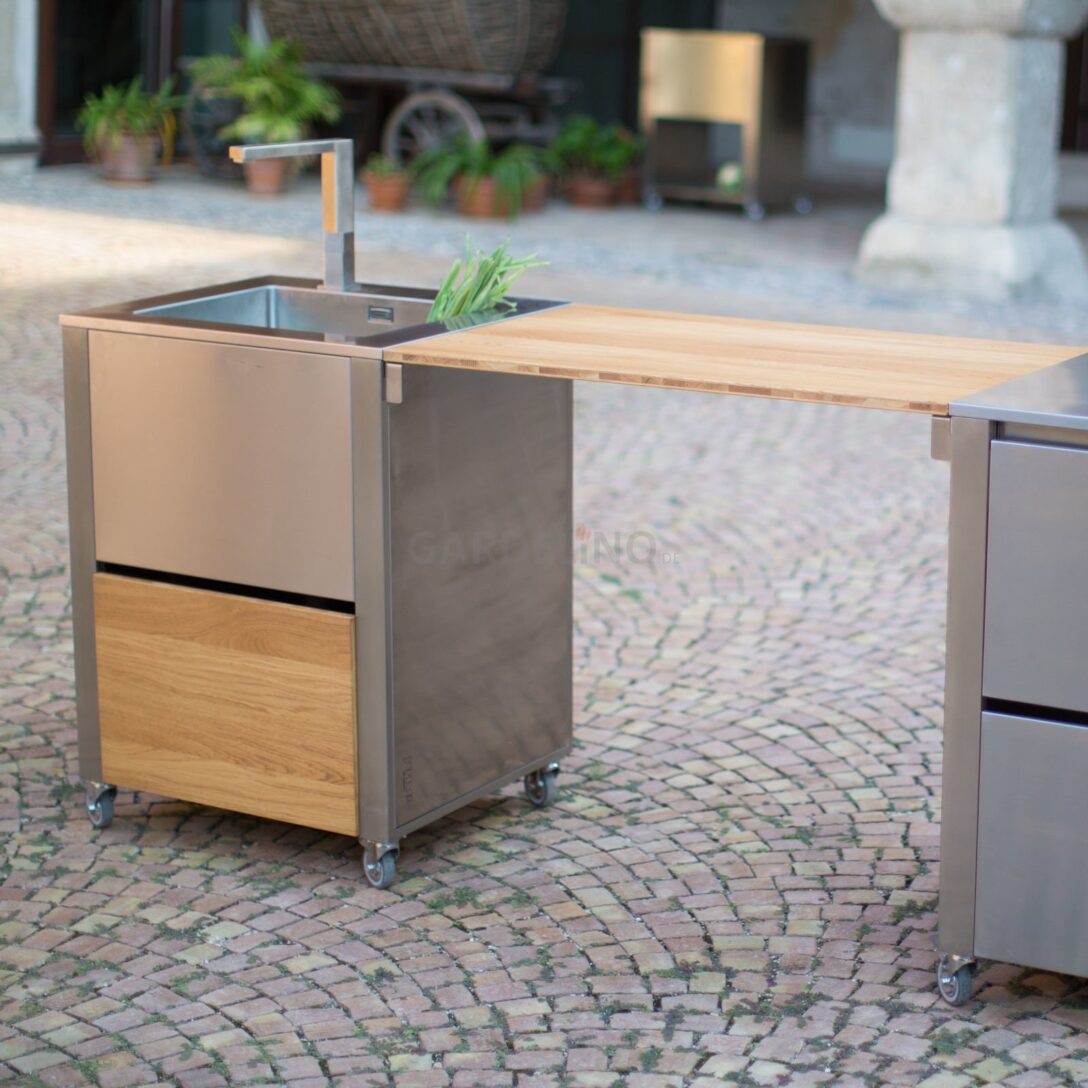 Large Size of Mobile Outdoorkche Cun Von Jokodomus System Küche Wohnzimmer Mobile Outdoorküche