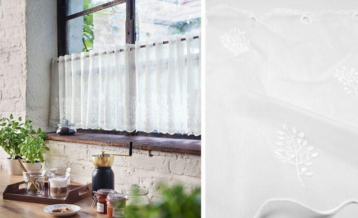 Medium Size of Entdecken Sie Vielfalt Der Ado Goldkante Gardinen Für Küche Schlafzimmer Wohnzimmer Scheibengardinen Die Küchen Regal Fenster Wohnzimmer Küchen Gardinen