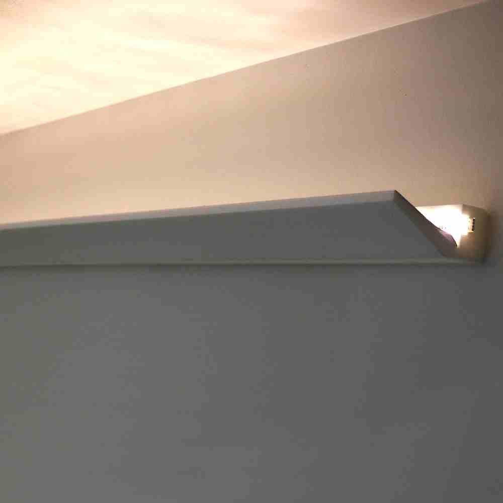 Full Size of Indirekte Beleuchtung Decke Selber Machen Bauen Wohnzimmer Led Stuckprofil Deckenbeleuchtung Stuckleiste Streifen Badezimmer Kopfteil Bett Regale Bad Wohnzimmer Indirekte Beleuchtung Decke Selber Bauen