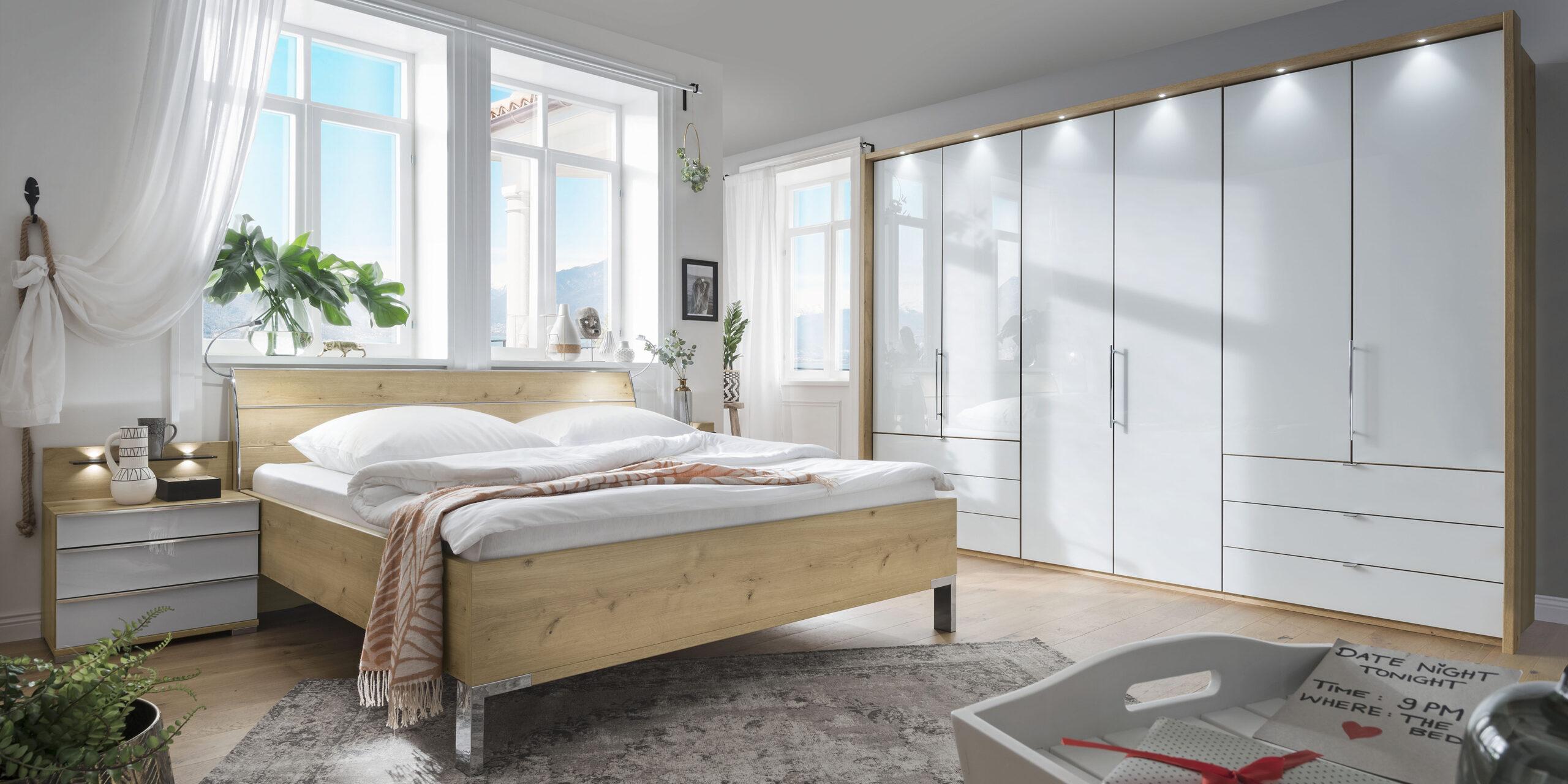 Full Size of überbau Schlafzimmer Modern Schlafzimmermbel Aus Deutschland Mbelhersteller Wiemann Mit Kommoden Günstige Komplett Moderne Duschen Komplette Deckenleuchte Wohnzimmer überbau Schlafzimmer Modern
