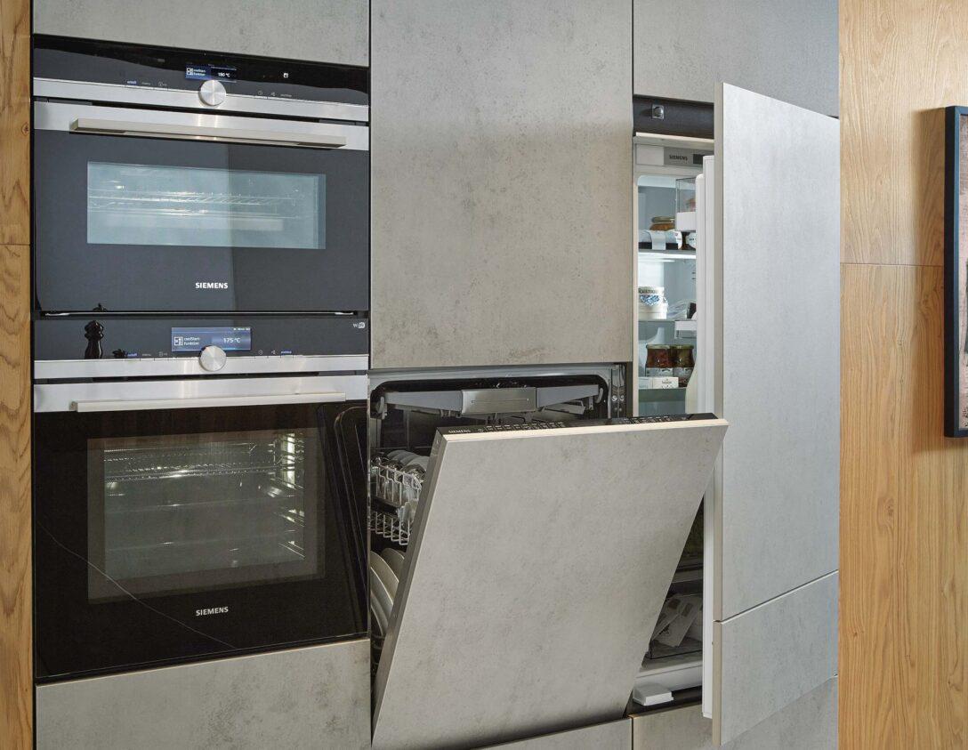 Large Size of Küche Ausstellungsstück Spülbecken Büroküche Kaufen Mit Elektrogeräten Einhebelmischer Inselküche Abverkauf Mintgrün Pentryküche Bodenbelag Ebay Wohnzimmer Küche Grau Betonoptik