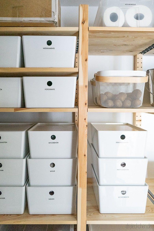 Full Size of Ikea Aufbewahrung Küche Ordnungssystem Mit Tipps Fr In Abstellraum Und Kche Aufbewahrungssystem Wandbelag Ohne Oberschränke Möbelgriffe Glasbilder Auf Raten Wohnzimmer Ikea Aufbewahrung Küche