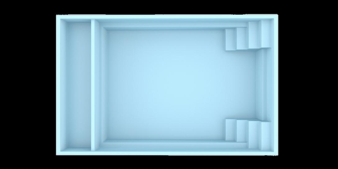 Large Size of Gfk Pool Rund 3 5m Polen Kaufen Mit Treppe 6m 4 M Komplettset 5 350 Vogel Gmbh Schwimmbecken Aus Polypropylen Esstisch Stühlen Ausziehbar Kuba Rundreise Und Wohnzimmer Gfk Pool Rund