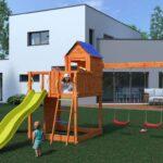 Spielturm Abverkauf Kinderspielturm Garten Bad Inselküche Wohnzimmer Spielturm Abverkauf