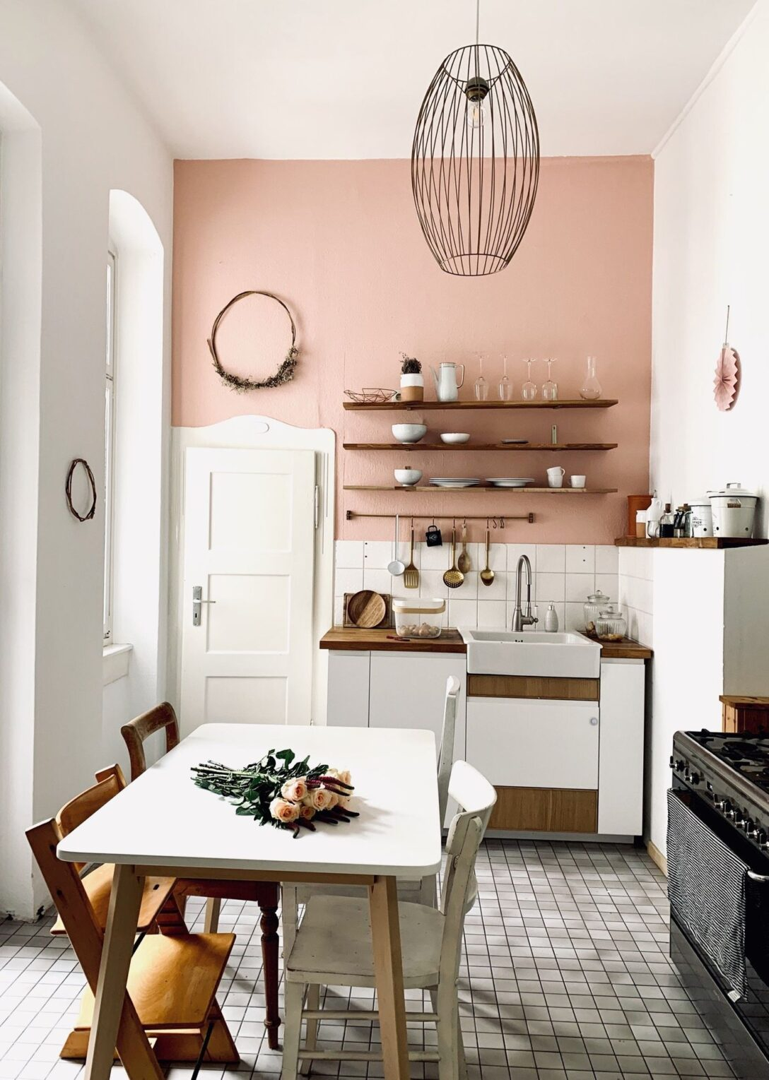 Large Size of Wandfarbe Rosa Altrosa Schnsten Ideen Küche Wohnzimmer Wandfarbe Rosa