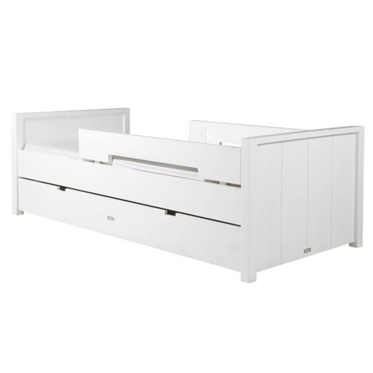 Medium Size of Bopita Bettschublade Belle Basic Wood White Wash Bett Mit Schubladen Wohnzimmer Bopita Bettschublade