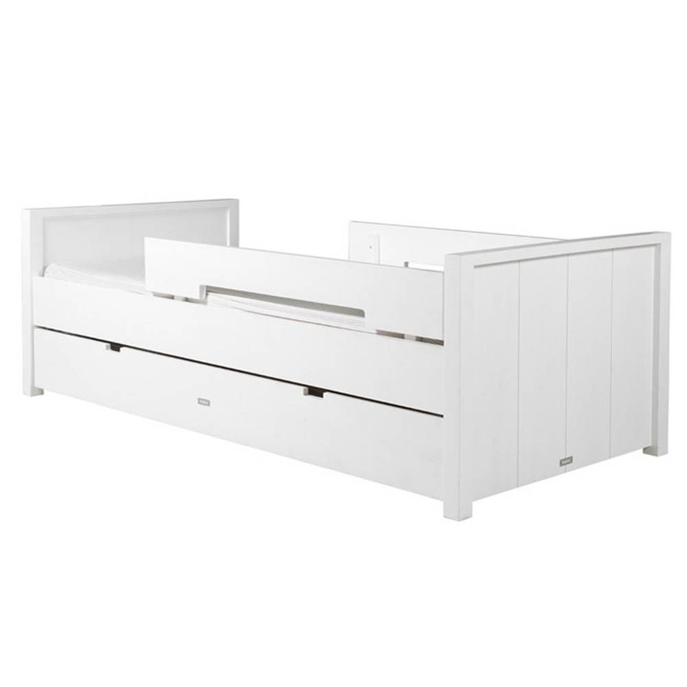 Full Size of Bopita Bettschublade Belle Basic Wood White Wash Bett Mit Schubladen Wohnzimmer Bopita Bettschublade