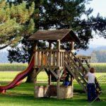Spielturm Abverkauf Mit Schaukel Und Rutsche Spielparadies Fr Zuhause Inselküche Bad Kinderspielturm Garten Wohnzimmer Spielturm Abverkauf