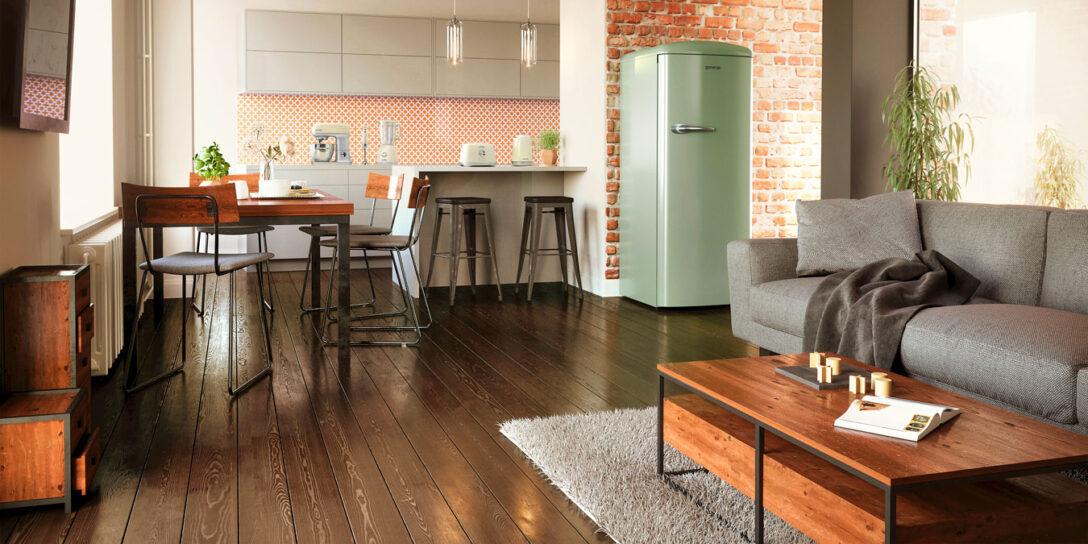 Large Size of Retro Kche Im Stil Der 50er Bis 70er Jahre Sofa Alternatives Küchen Regal Wohnzimmer Alternative Küchen