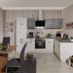 Möbelix Küchen Modernen Kchenleerblock In L Form Kaufen Regal Wohnzimmer Möbelix Küchen