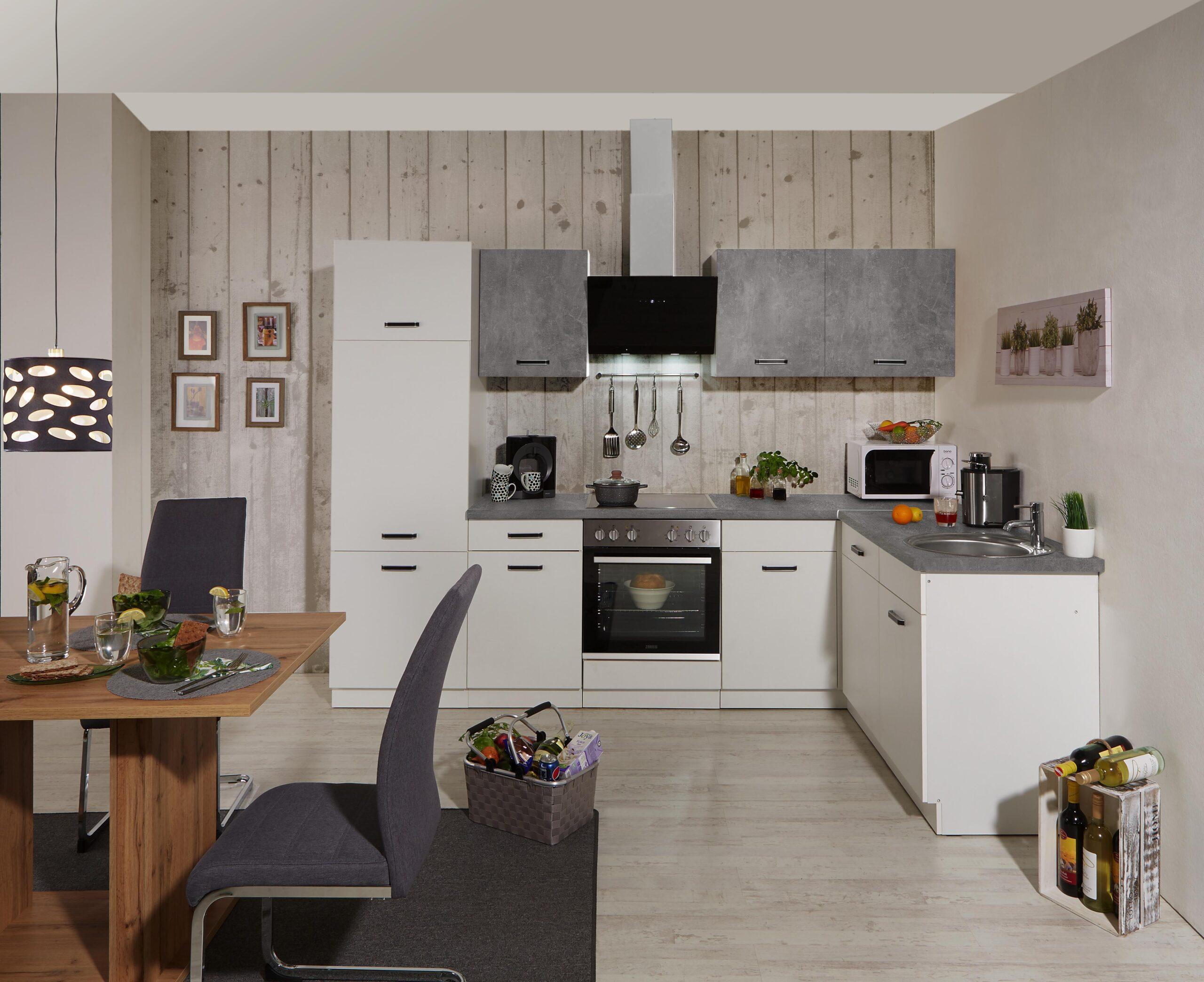 Full Size of Möbelix Küchen Modernen Kchenleerblock In L Form Kaufen Regal Wohnzimmer Möbelix Küchen