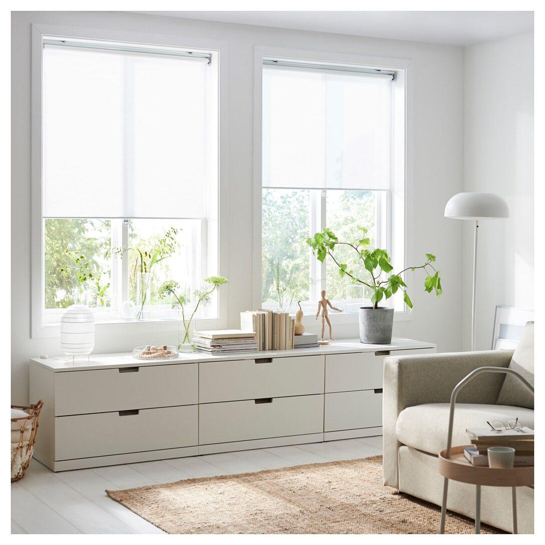 Large Size of Ikea Raffrollo Skogsklver Rollo Wei Faltrollo Miniküche Küche Kosten Betten Bei Sofa Mit Schlaffunktion Modulküche Kaufen 160x200 Wohnzimmer Ikea Raffrollo