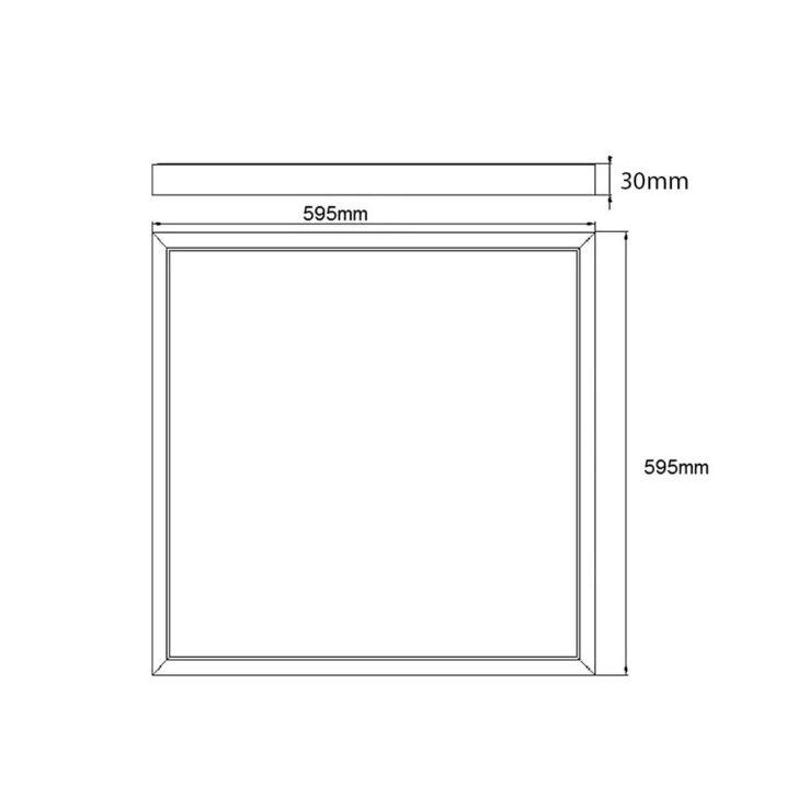 Medium Size of Osram Led Panel 600x600 Pdf Planon Plus Light 1200x300mm 60x30cm Pure 300x600mm Surface Mount Kit 1200x300 Paneli 32w (1200 X 300mm) Frameless 60w 3000k Wohnzimmer Osram Led Panel
