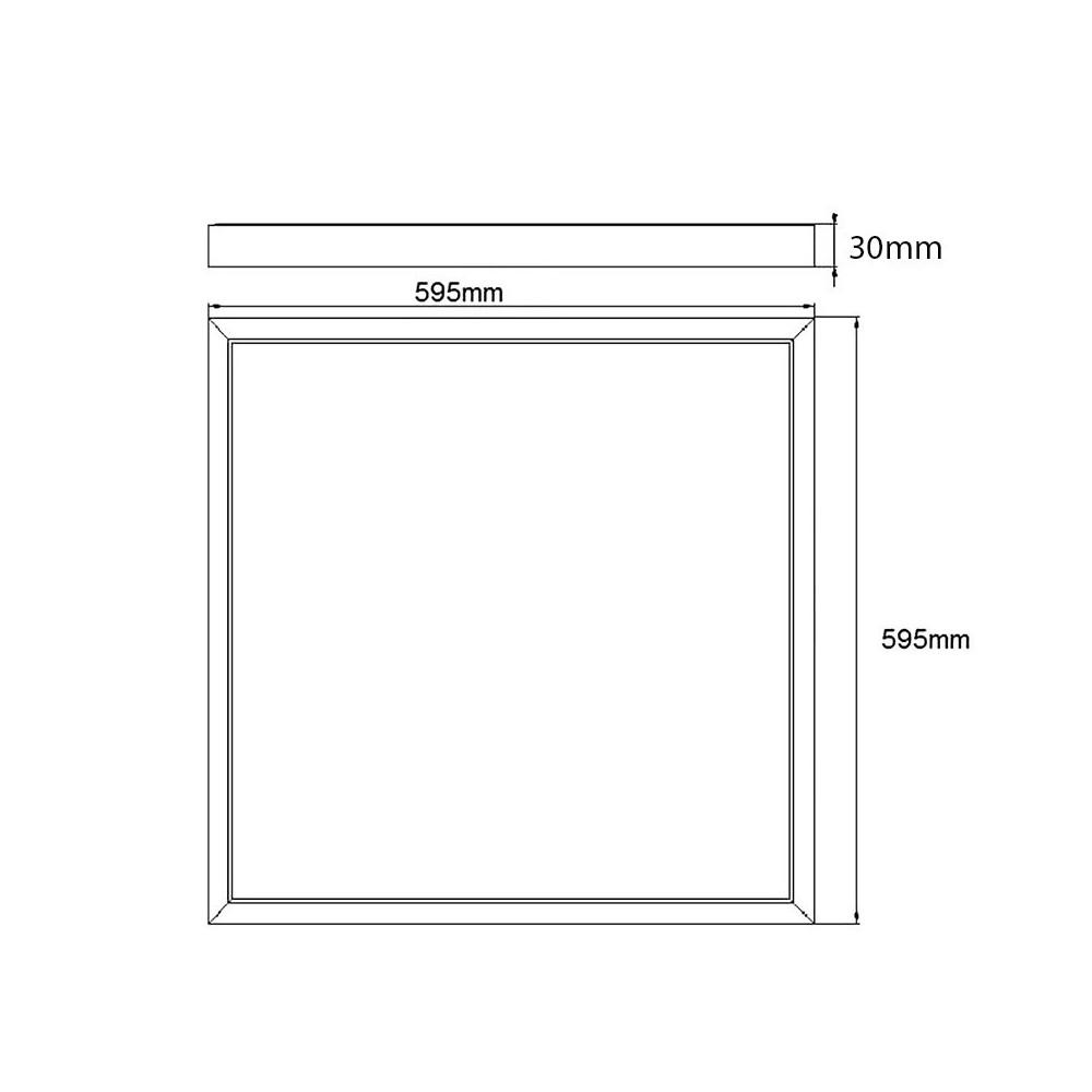 Full Size of Osram Led Panel 600x600 Pdf Planon Plus Light 1200x300mm 60x30cm Pure 300x600mm Surface Mount Kit 1200x300 Paneli 32w (1200 X 300mm) Frameless 60w 3000k Wohnzimmer Osram Led Panel