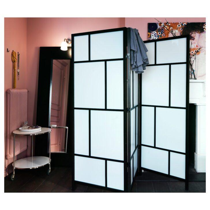 Medium Size of Risr Raumteiler Praktischer Paravent Mit Massivholz Rahmen Garten Wohnzimmer Paravent Gartenikea